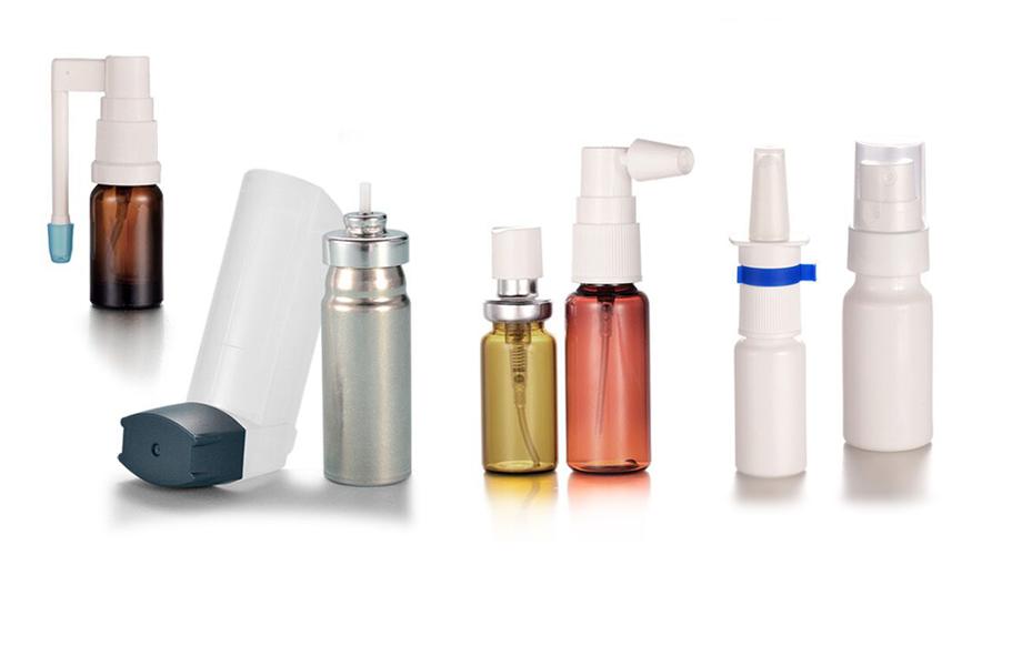 10ml-50ml Crimp-on HDPE bottle